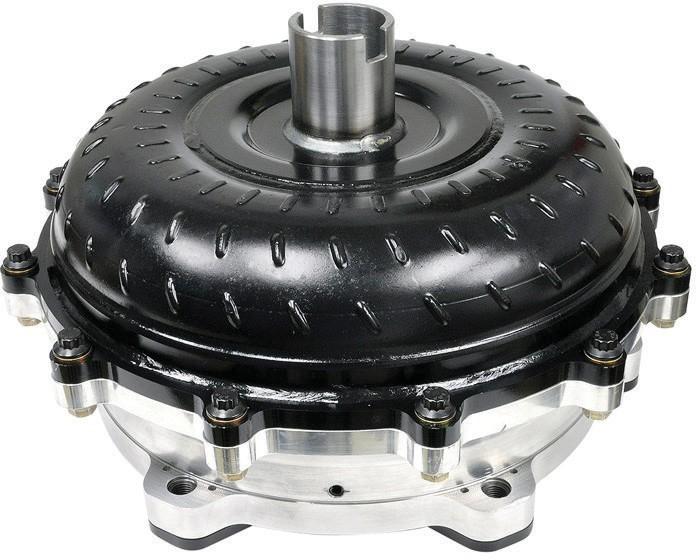 Lock-up torque converter from ATI