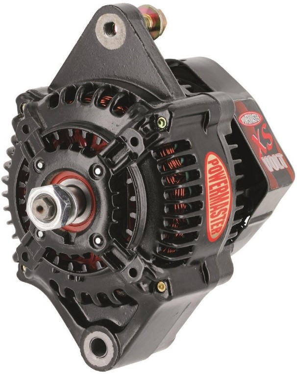 An alternator like the PowerMaster XS Volt is a key part of the charging system.
