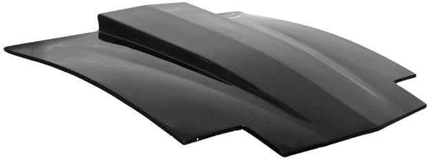 Harwood Industries Cowl Induction Hood Scoop for the 1982-