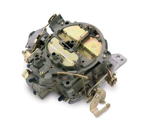 Remanufactured Rochester Quadrajet from JET Performance.