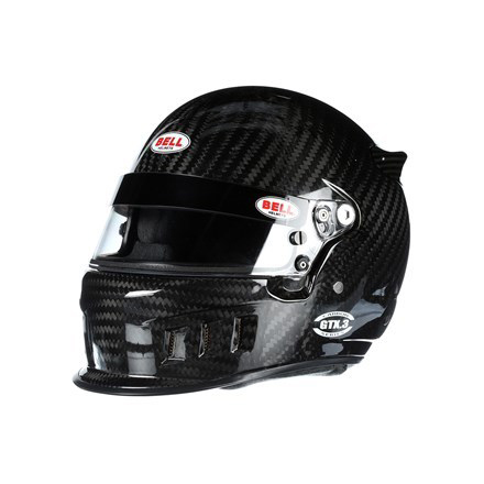 Bell GTX3 full-face helmet offers enhanced safety and comfort.